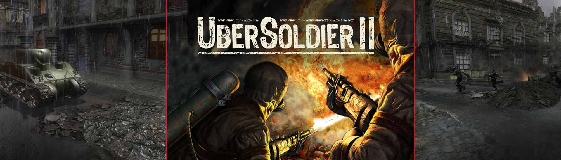 UBERSOLDIER II cover