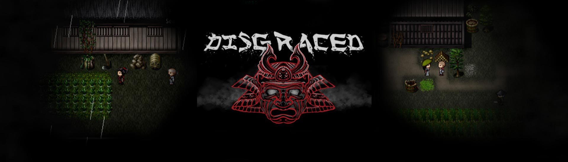 Disgraced cover