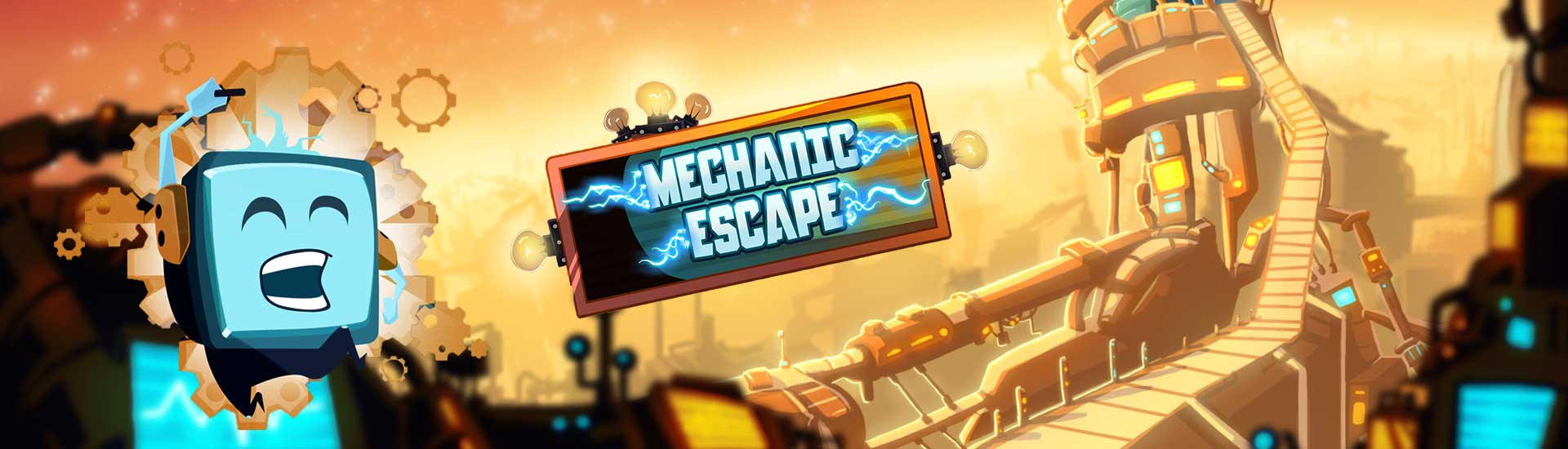Mechanic Escape cover
