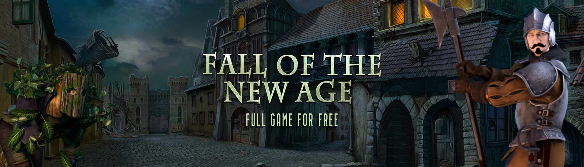 Fall of the New Age cover