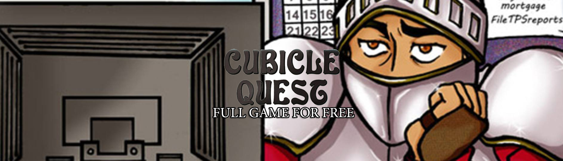 Cubicle Quest cover