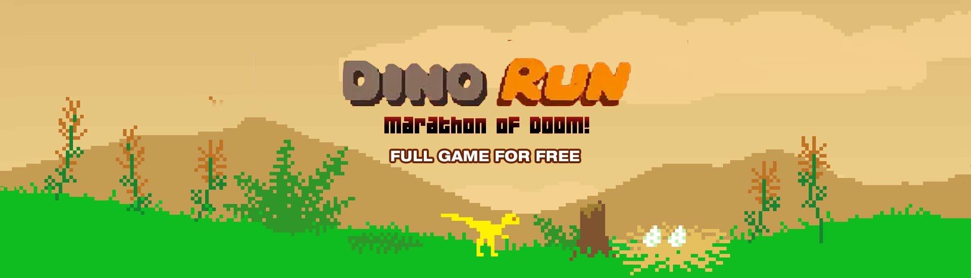 Dino Run: Marathon of Doom cover