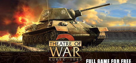 Theatre of War 2: Kursk 1943 - galaFreebies | Indiegala Showcase