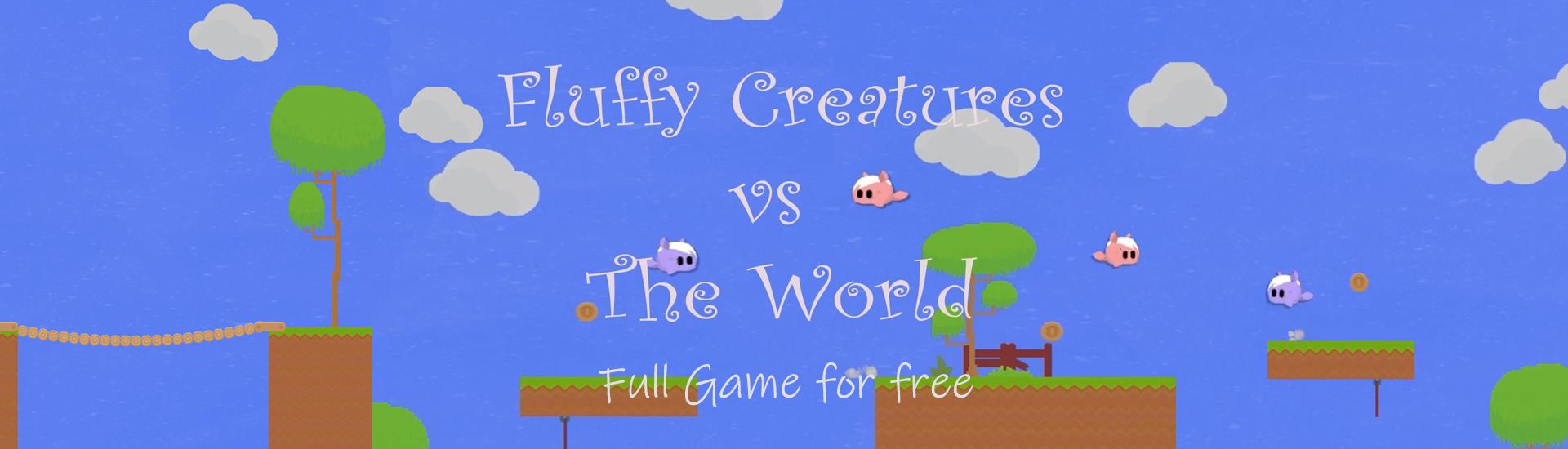 Fluffy Creatures VS The World cover