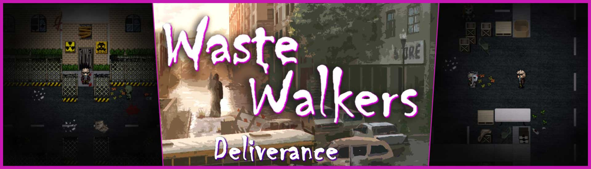 Waste Walkers Deliverance cover