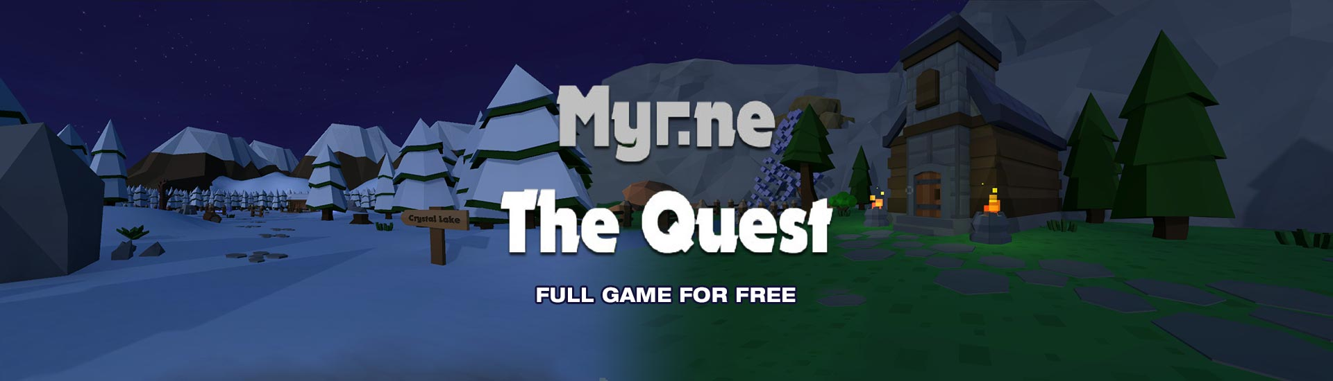 Myrne : The Quest cover