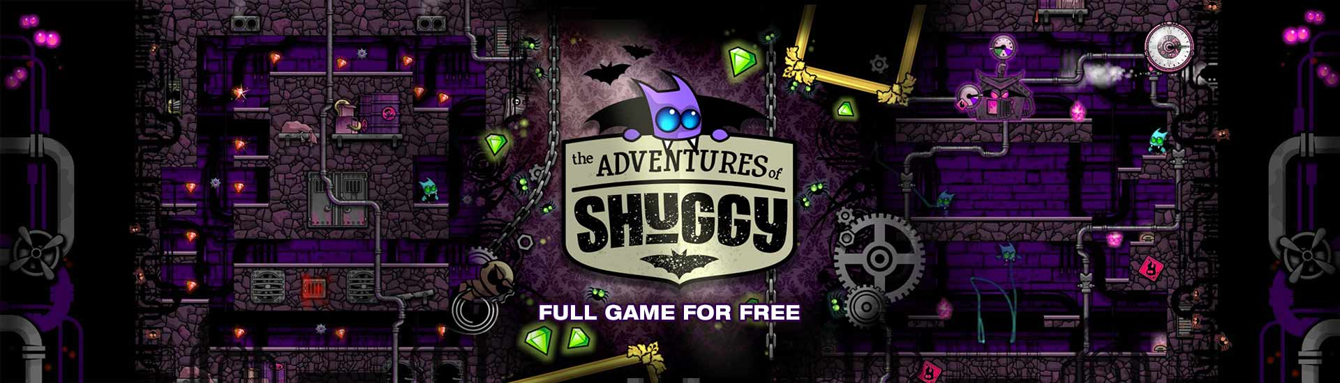 Adventures of Shuggy cover