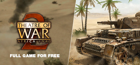 Theatre of War 2: Africa 1943 | Indiegala Developers
