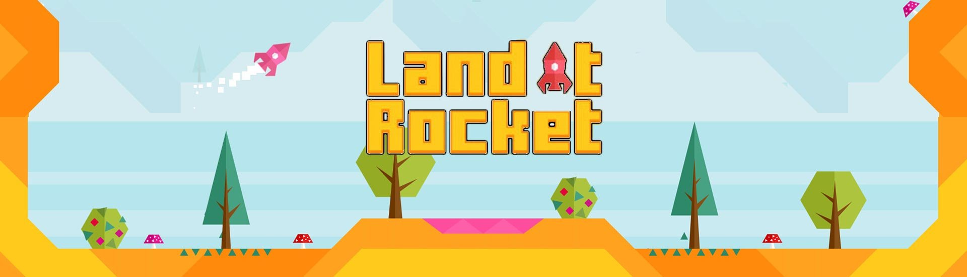 Land It Rocket cover