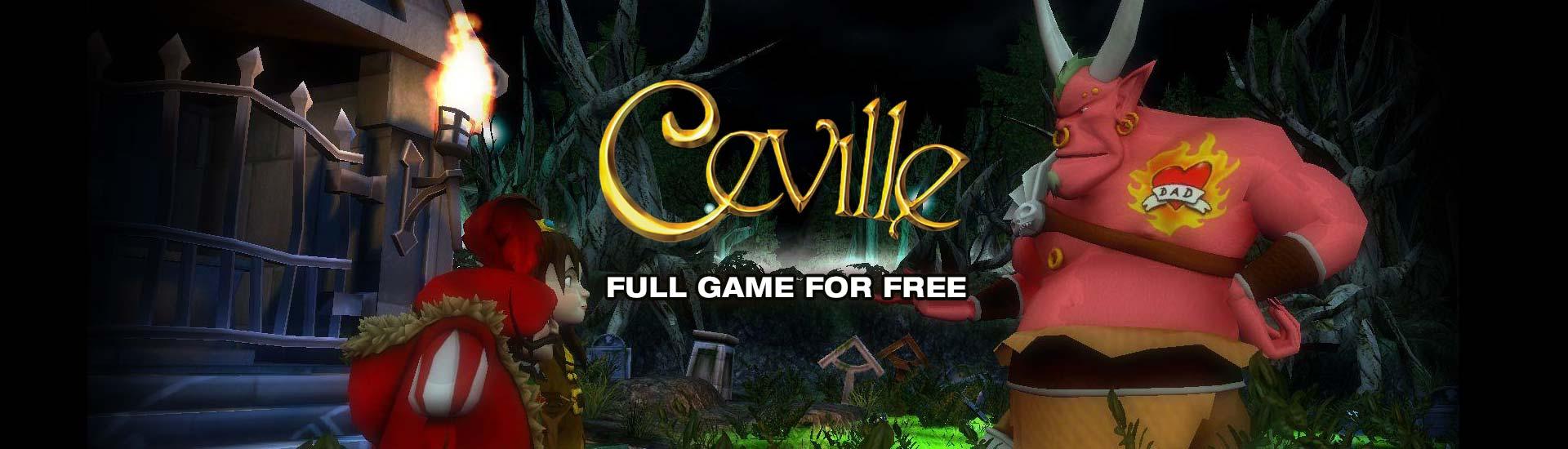 Ceville cover