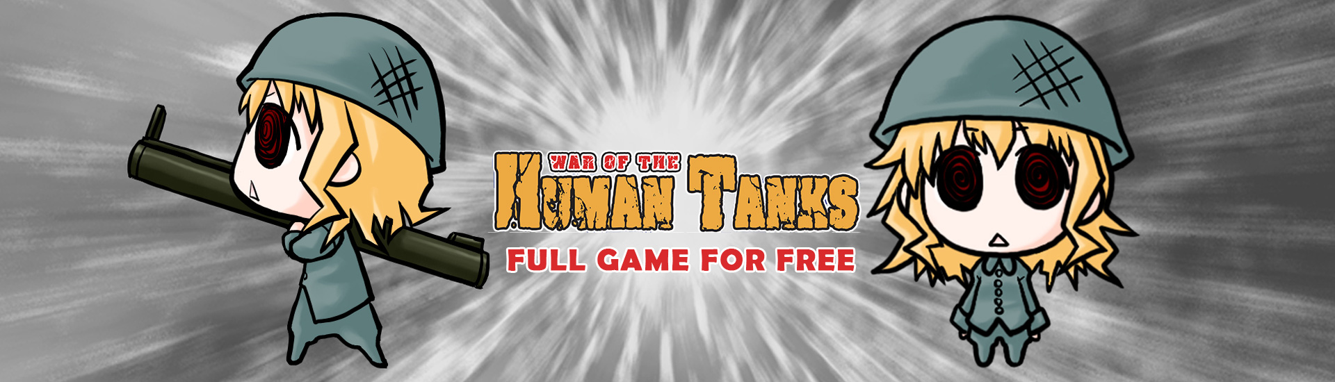 War of the Human Tanks cover