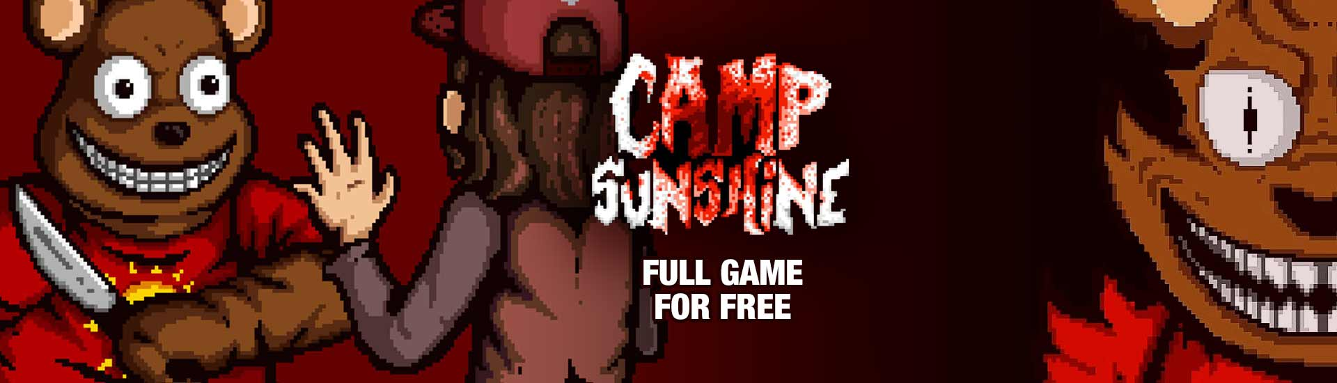 Camp Sunshine cover