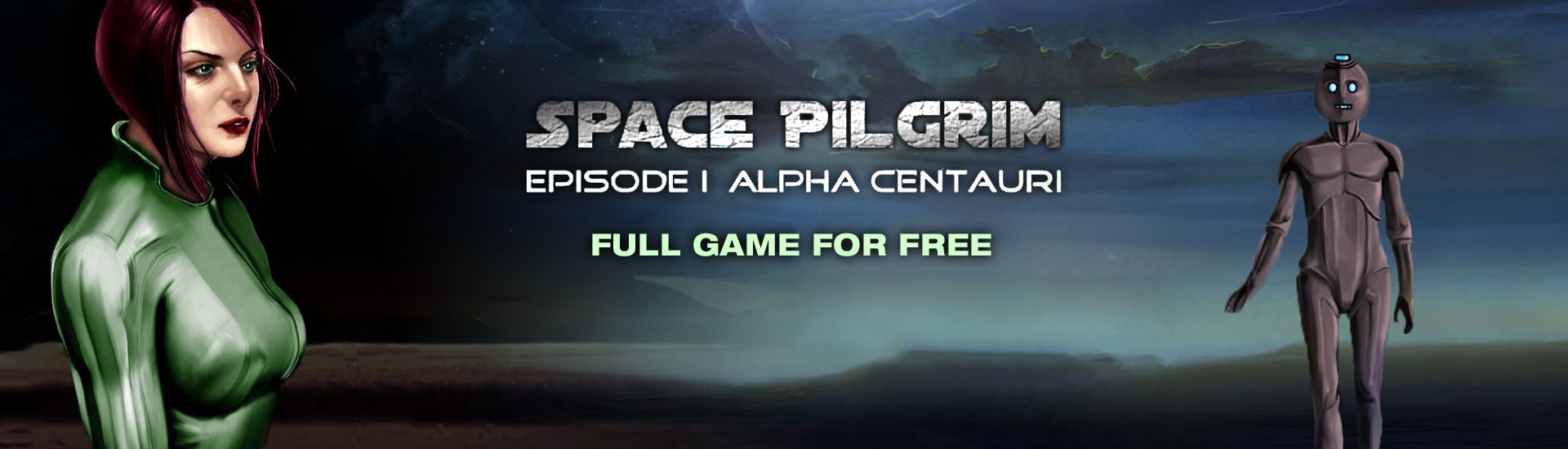 Space Pilgrim Episode I: Alpha Centauri cover