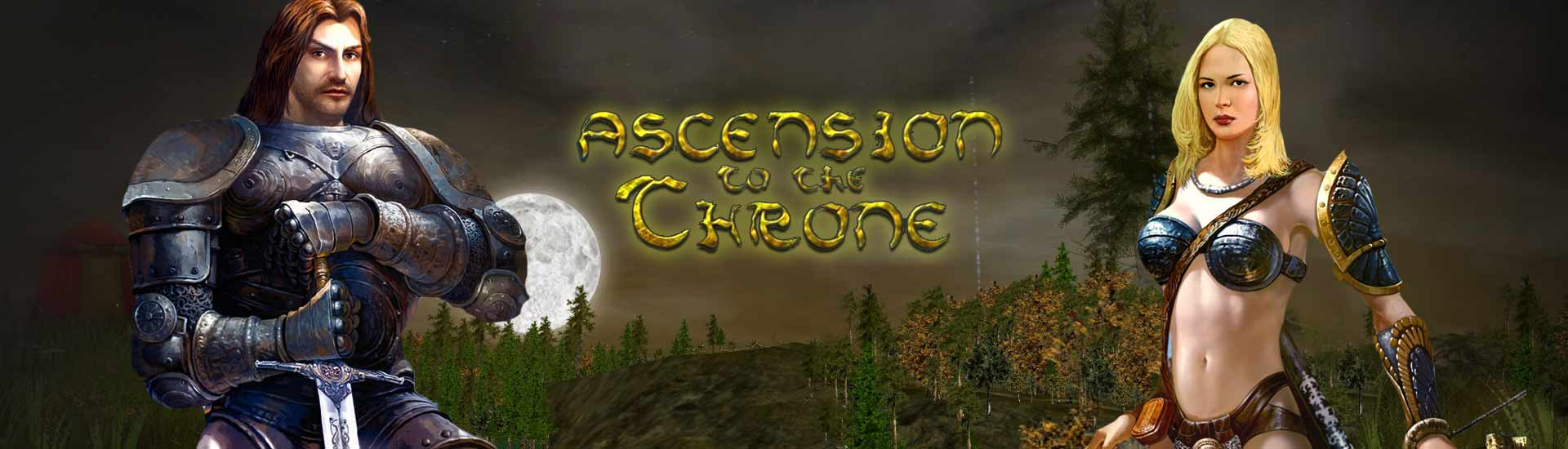 Ascension to the Throne cover