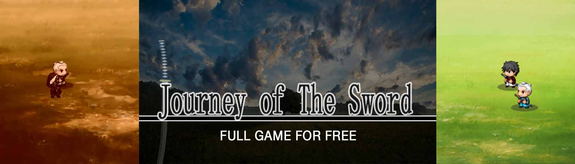 Journey of the Sword cover