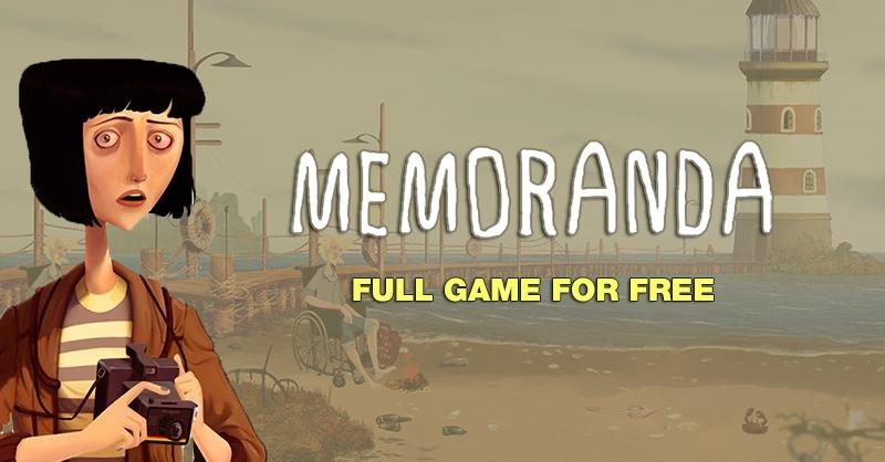 Memoranda | Indiegala Developers