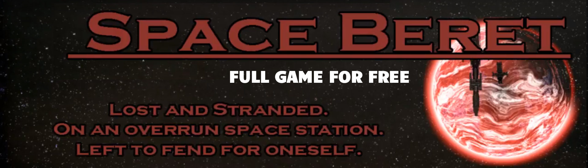 Space Beret cover