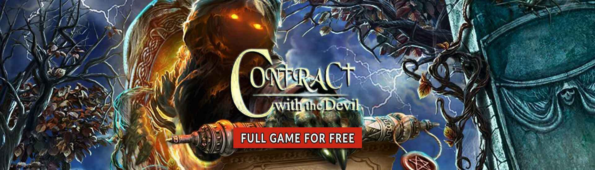 Contract With The Devil cover