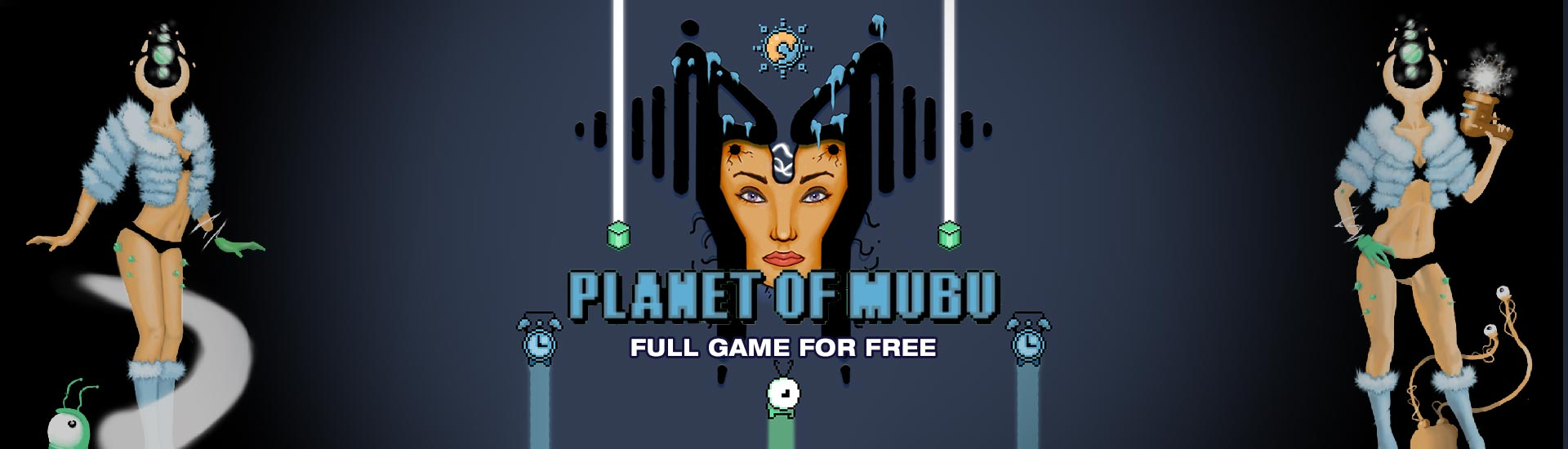 Planet of Mubu cover