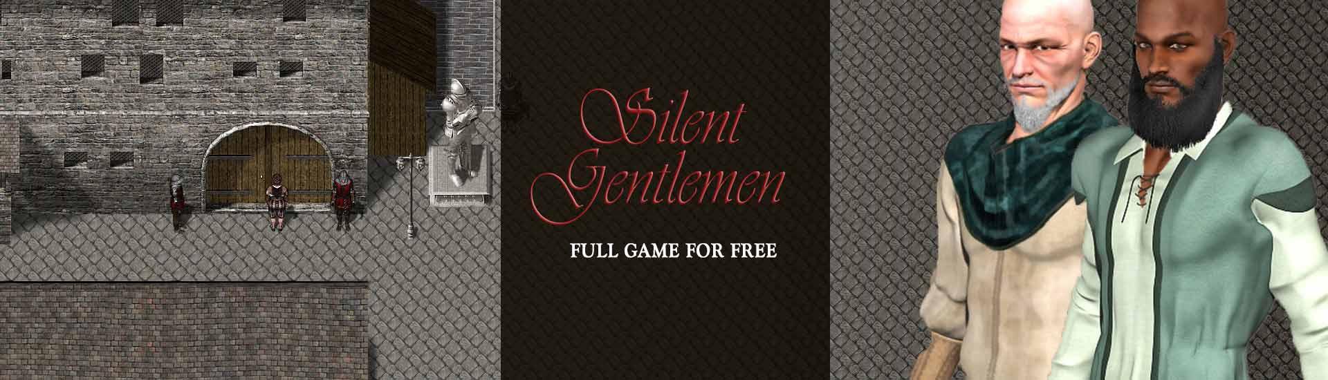 Silent Gentlemen cover