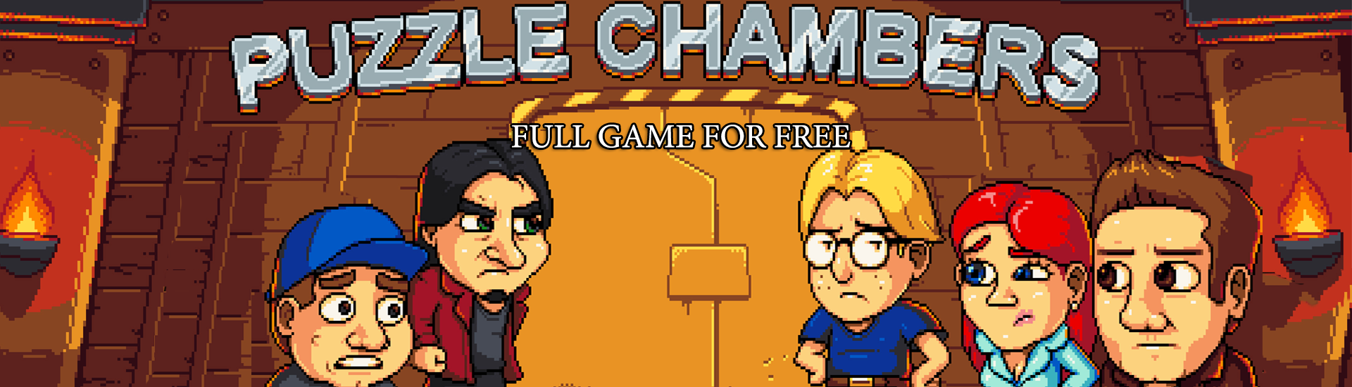 Puzzle Chambers cover
