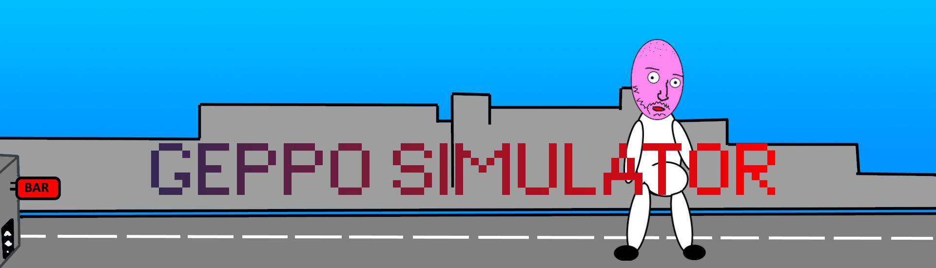 Geppo Simulator cover