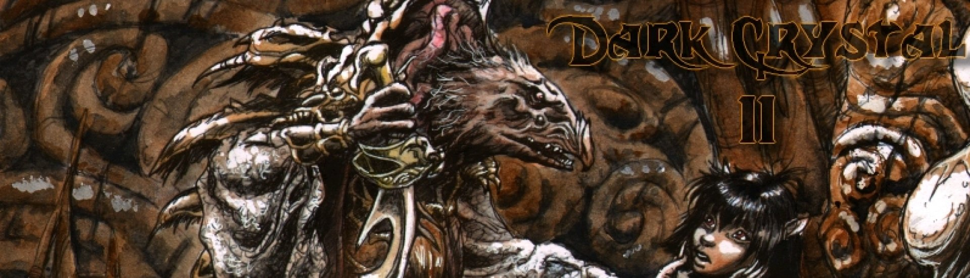 Before the Dark Crystal cover