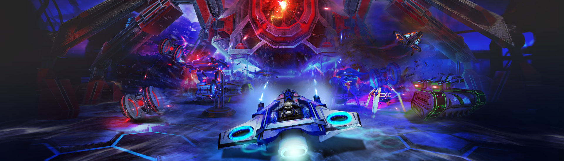 Hovership Havoc cover