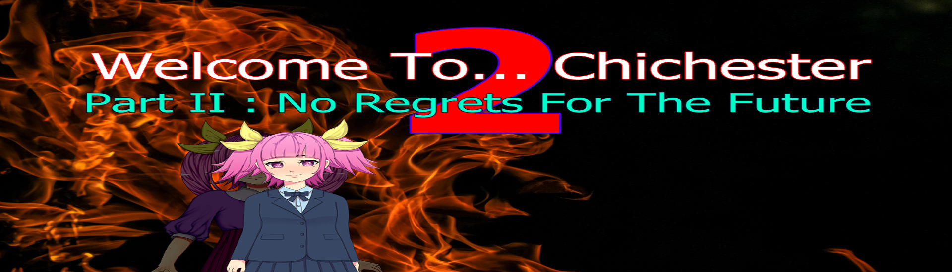 Welcome To... Chichester 2 - Part 2 : No Regrets For The Future cover