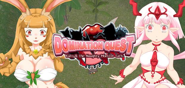 Domination Quest -Kuro & the Naughty Monster Girls-