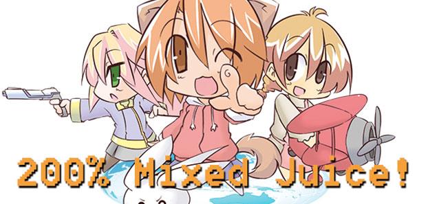 200% Mixed Juice !