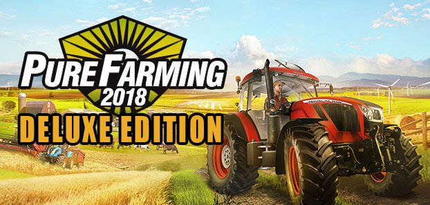 Pre-Purchase Pure Farming 2018 Deluxe Edition