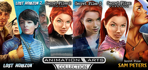 Animation Arts Collection