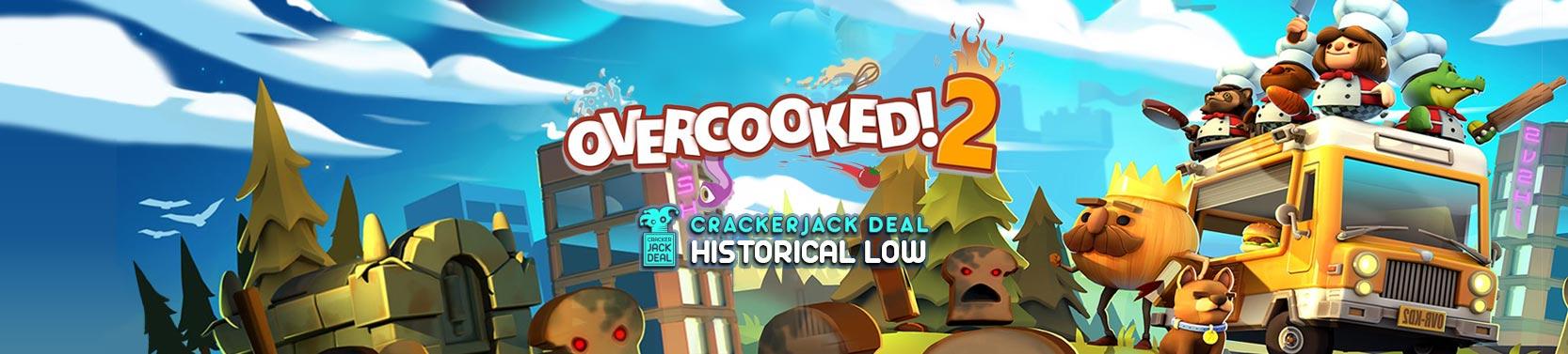 Crackerjack banner