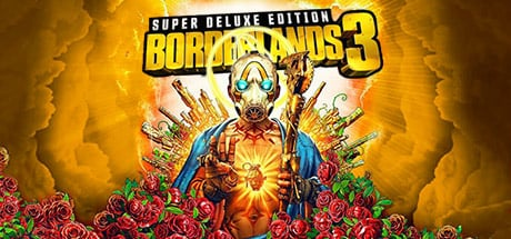 Borderlands 3 Super Deluxe Edition image