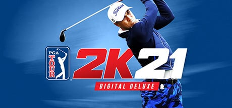 PGA TOUR 2K21 Deluxe Edition image