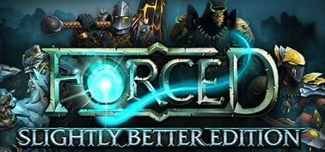 FORCED: Slightly Better Edition image