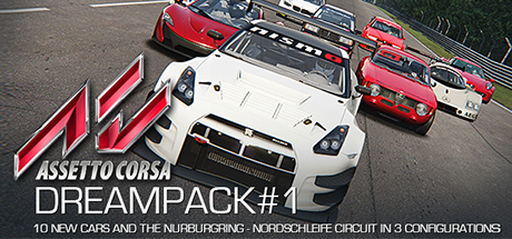 Assetto Corsa - Dream Pack 1 image