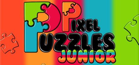 Pixel Puzzles Junior image