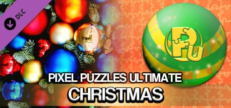 Pixel Puzzles Ultimate - Puzzle Pack: Christmas image