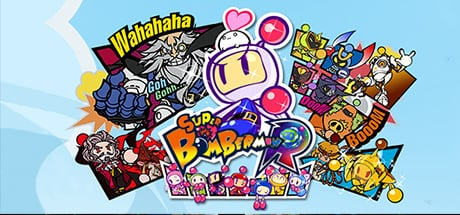 Super Bomberman R image