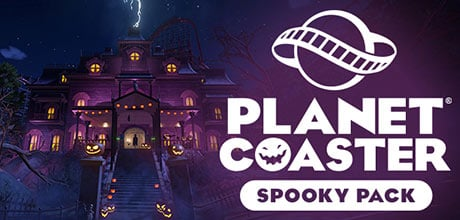 Planet Coaster - Spooky Pack image