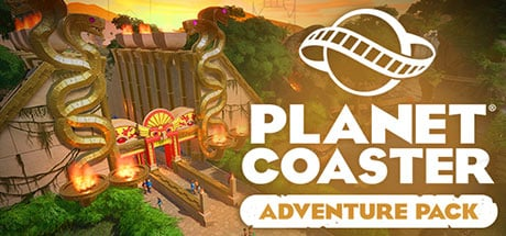 Planet Coaster - Adventure Pack image