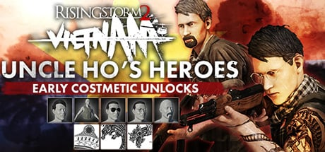 Rising Storm 2: Vietnam - Uncle Ho's Heroes Cosmetic DLC image