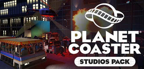 Planet Coaster - Studios Pack image