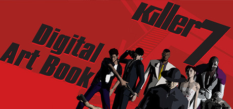 killer7: Digital Art Booklet image