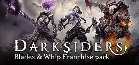 Darksiders Blades & Whip Franchise Pack image