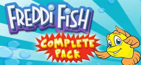 Freddi Fish Complete Pack image