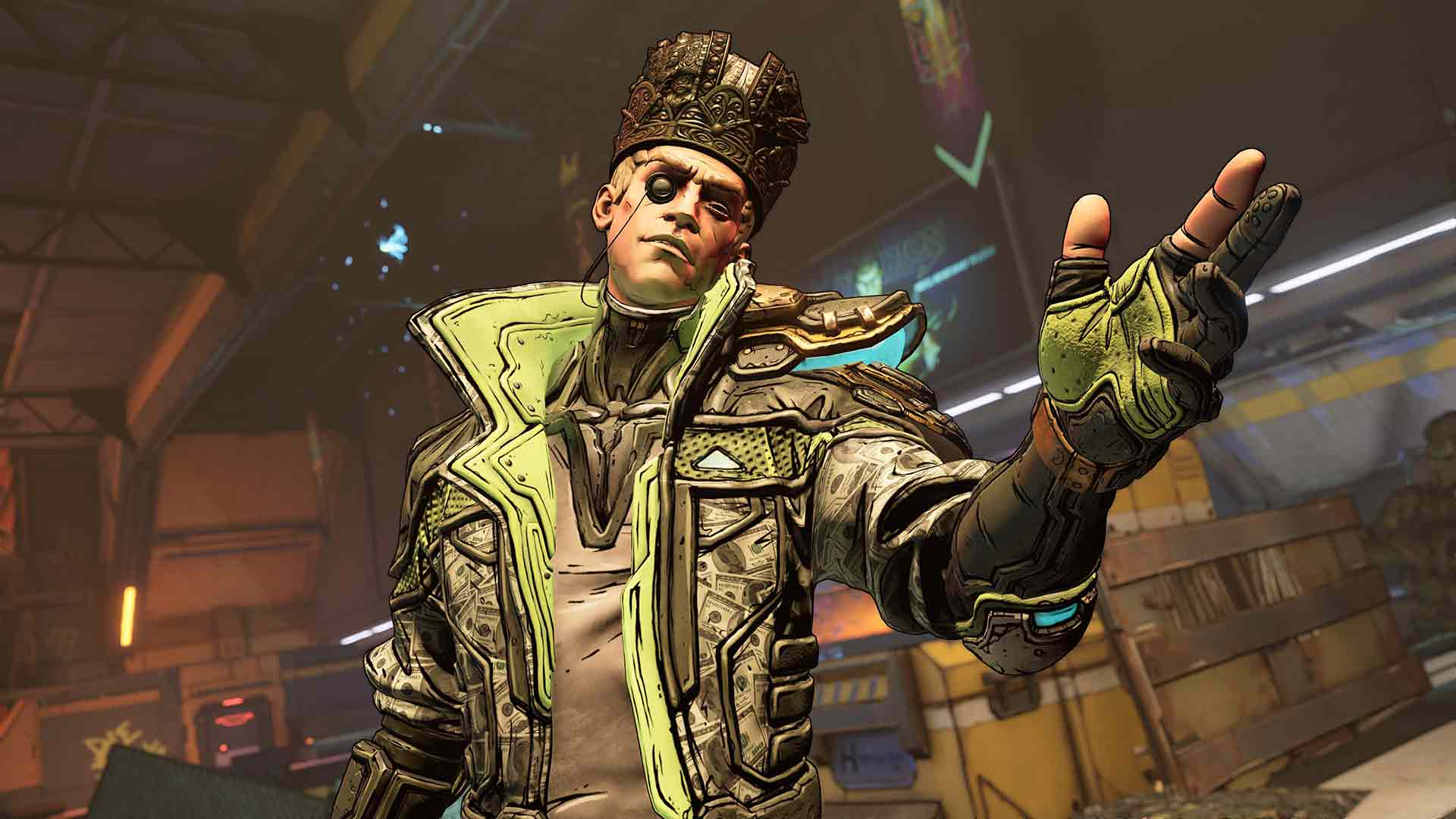 Borderlands 3: Moxxi's Heist Of The Handsome Jackpot (Epic) game image