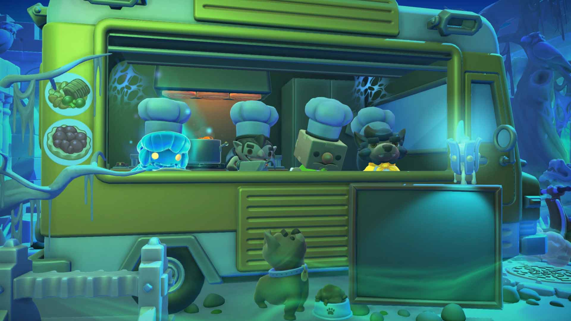 Overcooked! 2 - Night of the Hangry Horde game image